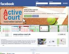 NEU: ACTIVE COURT AUF FACEBOOK